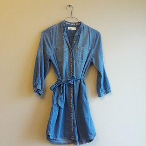 Blue Jean Dress